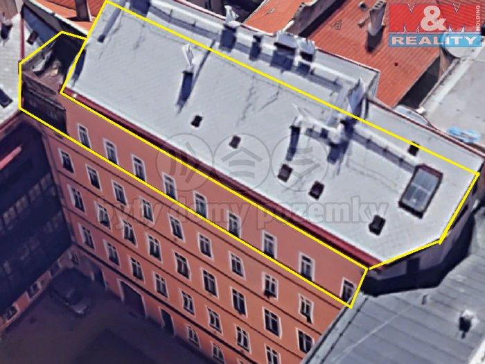 Prodej, byt 6+2, 212 m2, Praha 1 - Nové Město