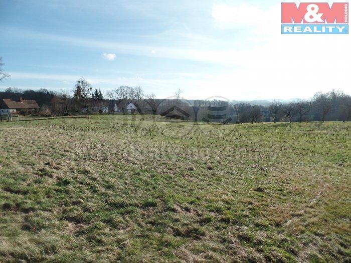 Prodej, pozemek, 2839 m2, Višňová - Minkovice