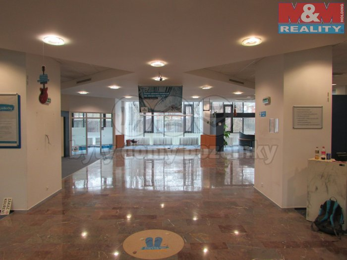 Pronájem, obchodní prostory, 1116 m2, Praha 3 - Žižkov