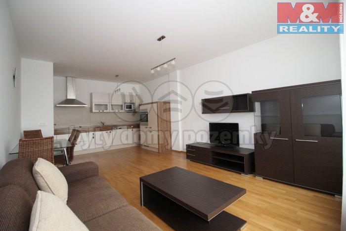 Prodej, byt 2+kk, 67 m2, Praha 5 - Smíchov