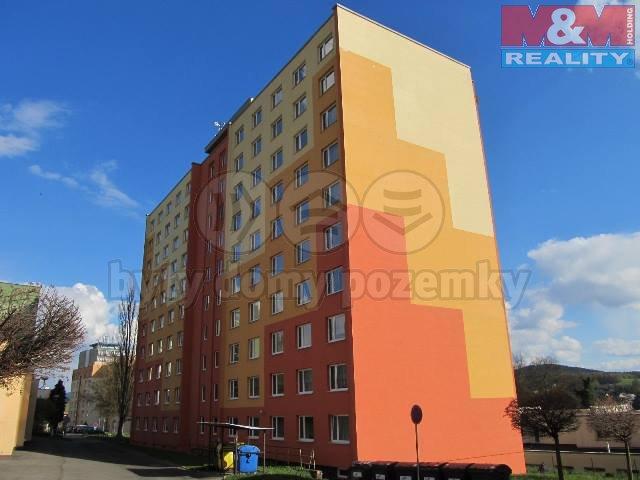 Prodej, byt 1+kk, 37 m2, lodžie, Liberec, Vratislavice n. N.