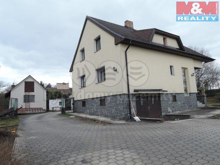Prodej, rodinný dům 6+2, Kamenice - Ládví