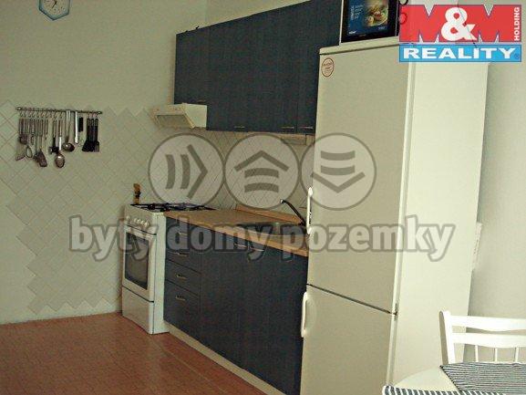 Pronájem, byt 3+1, 68 m2, Litoměřice, ul. Alfonse Muchy