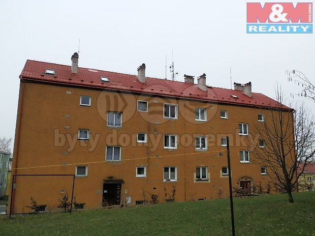 Prodej, byt 2+1, 52 m2, OV, Lom - Loučná, ul. Novostavby