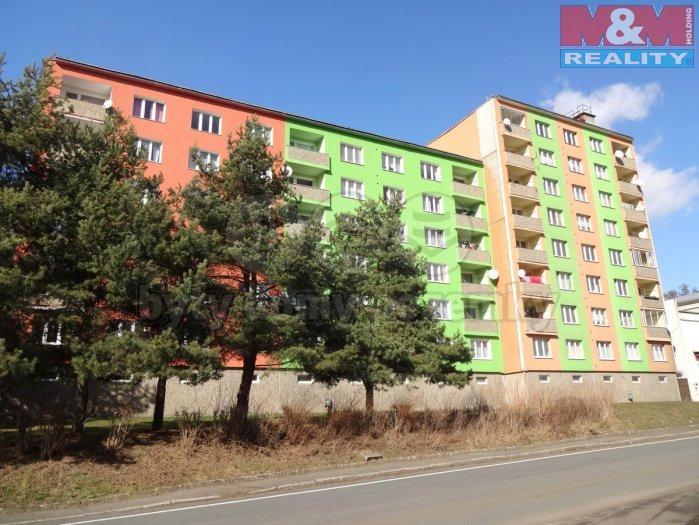 Prodej, byt 2+1, 52 m2, Žlutice, ul. Mlýnská