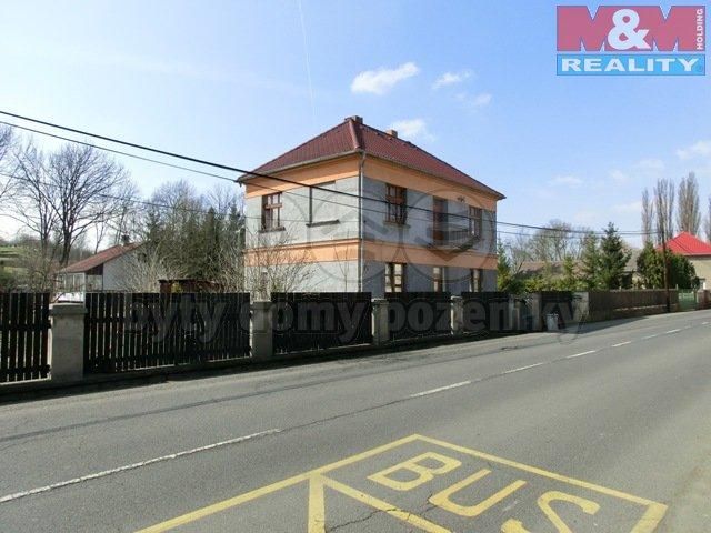 Prodej, rodinný dům 6+1, 180 m2, Most, Polerady