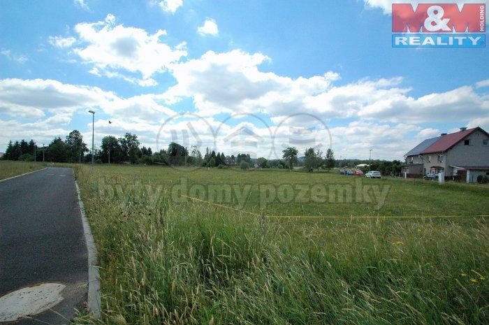 Prodej, stavební pozemek, 4408 m2, Karlovy Vary