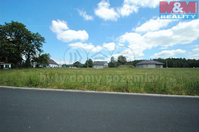 Prodej, stavební pozemek, 2055 m2, Karlovy Vary