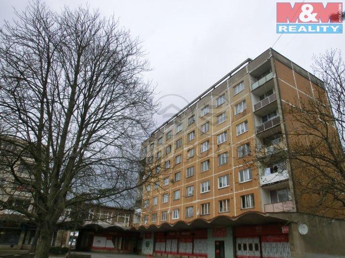 Prodej, byt 2+1, 56 m2, Bílina, ul. M. Švabinského