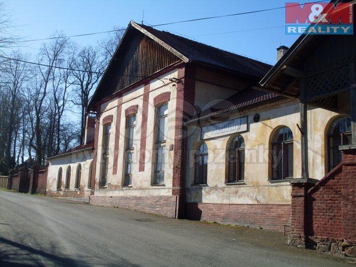 Prodej, komerční objekt, 1696 m2, Terešov
