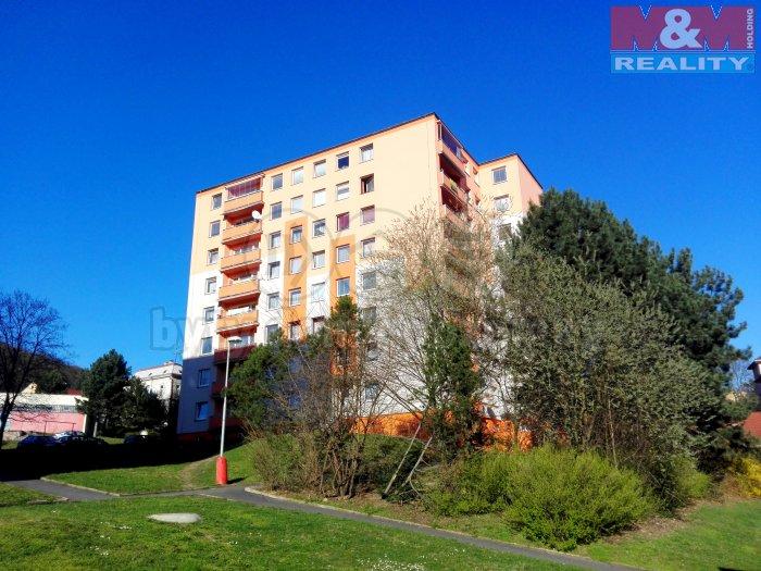 Prodej, byt 4+1, 80 m2, DB, Ústí nad Labem, ul.na Sklípku