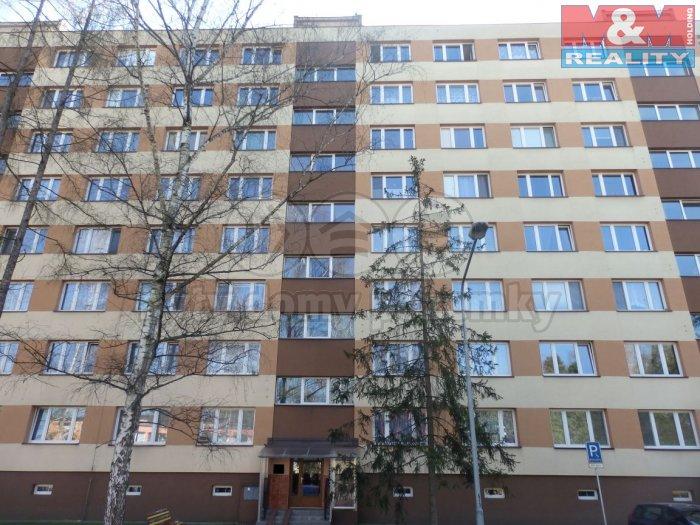 Prodej, byt 2+1, 58 m2, Frýdek - Místek, ul. Mozartova