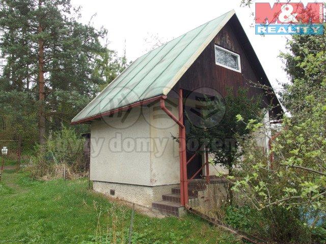 Prodej, chata, zahrada 385 m2, Kvíc