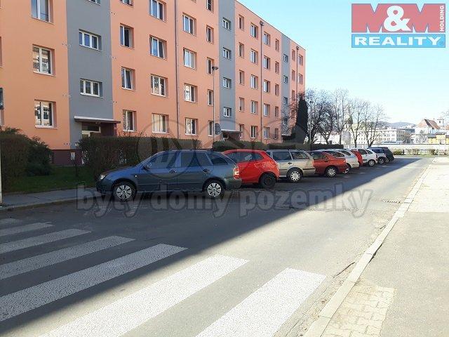 Pronájem, byt 2+1, OV, 54 m2, Ústí nad Labem, ul. Kozinova