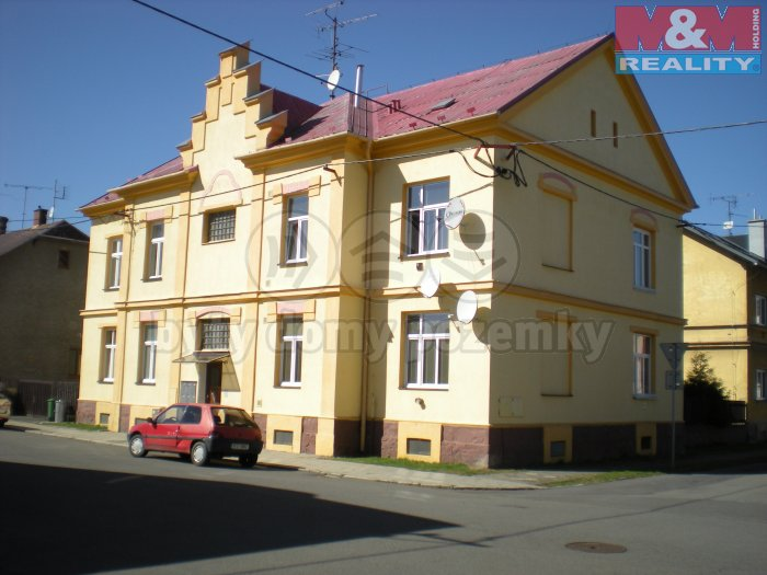 Prodej, byt 2+1, Krnov, ul. Nerudova