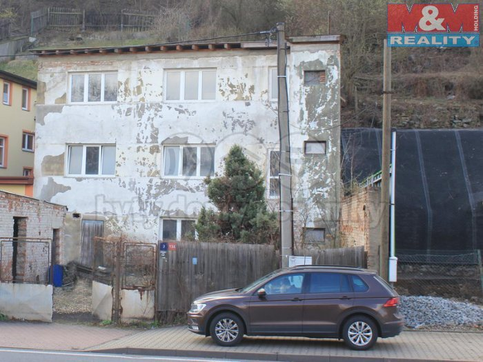 Prodej, nájemní dům, Ústí nad Labem, ul. Žižkova
