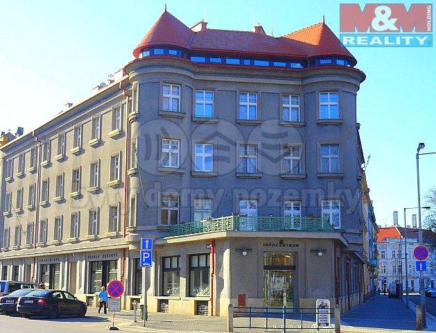 Prodej, byt 2+1, 77 m2, Hradec Králové, ul. Eliščino nábřeží