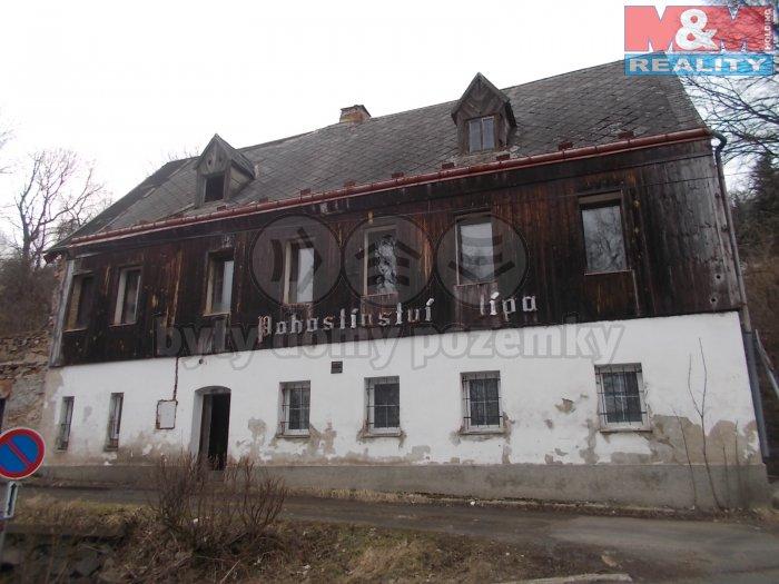 Prodej, restaurace, 671 m2, Krupka - Horní Krupka