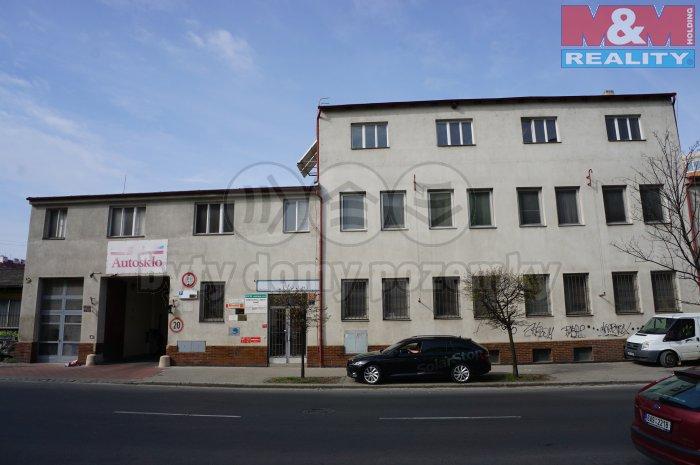 Pronájem, kancelářské prostory, 32 m2, Praha - Vršovice