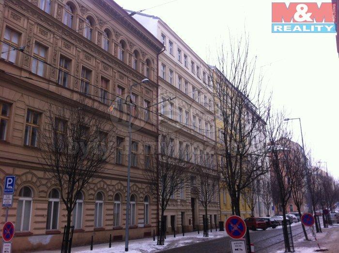 Prodej, komerční prostor, 50 m2, Praha 2 - Vinohrady