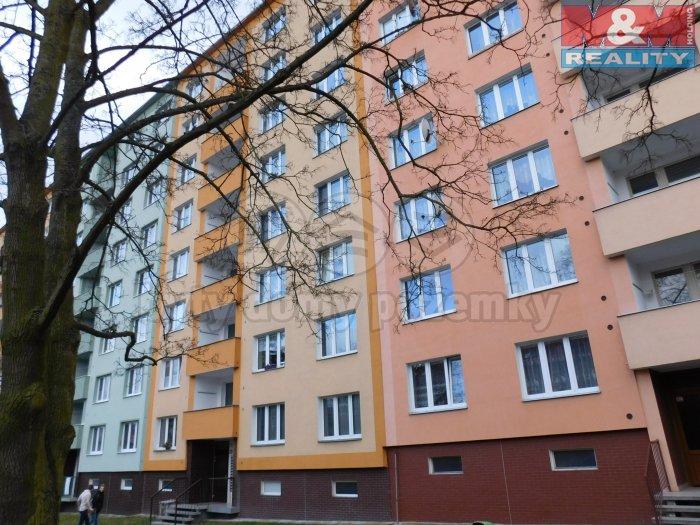 Prodej, byt 1+kk, 20 m2, OV, Ostrov, ul. Kollárova