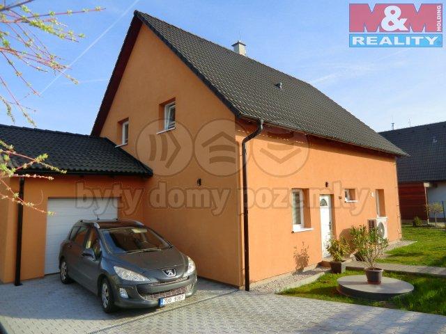 Prodej, rodinný dům 5+1, Mariánské Radčice, ul. Nádražní