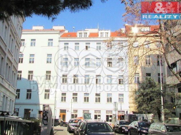 Pronájem, komerční prostory, 190 m2, Praha 2 - Vinohrady