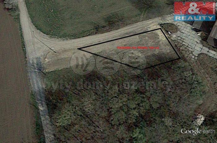 Prodej, pozemek, 740 m2, Holubice