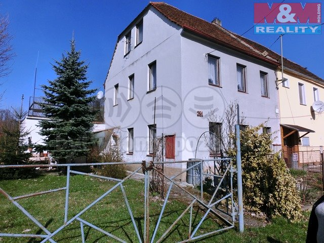 Prodej, rodinný dům, 653 m2, Dolní Habartice