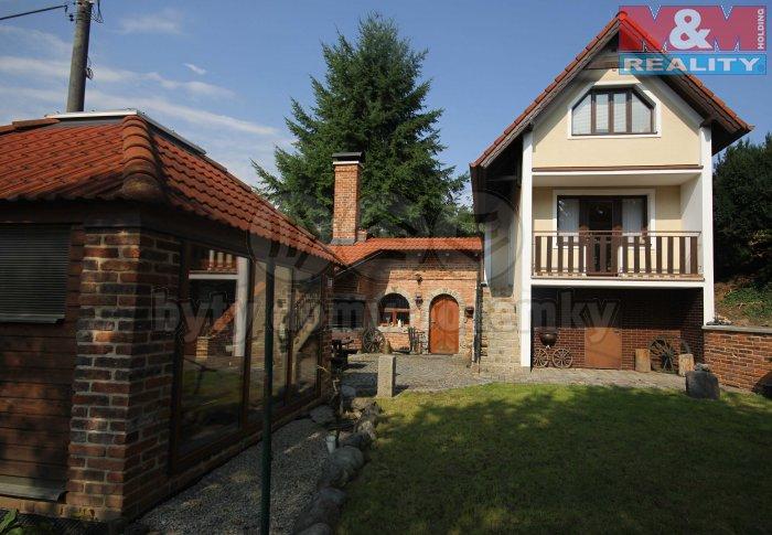 Prodej, chata 2+kk, 48 m2, OV, Dobřany