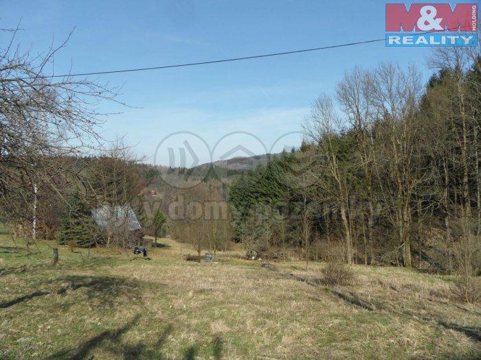 Prodej, pozemek k výstavbě, 1000 m2, Kryštofovo Údolí
