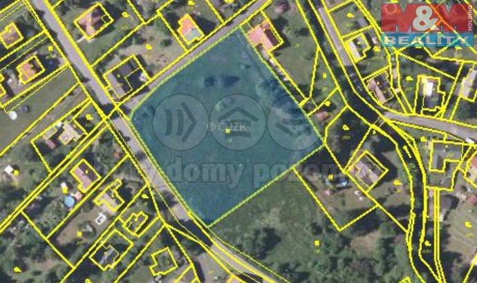Prodej, pozemek 5309 m2, Chřibská