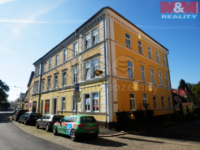 Prodej, byt 2+1, 69 m2, OV, Františkovy Lázně, ul. Anglická