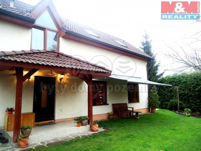 Prodej, rodinný dům 5+kk, 523 m2, Říčany