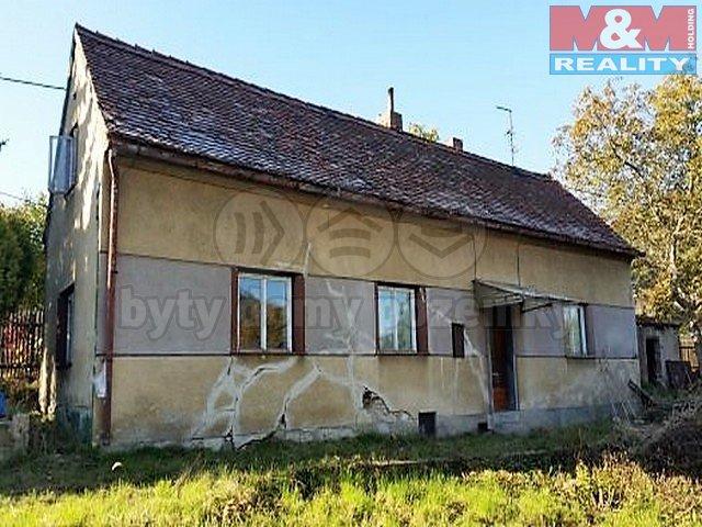 Prodej, rodinný dům, 2+1, 65 m2, Boreč u Lovosic