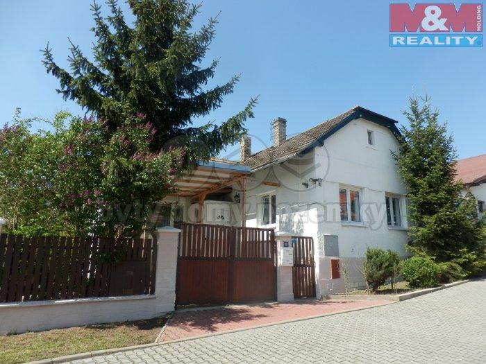 Prodej, rodinný dům, 100 m2, Praha 9 - Běchovice