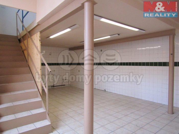 Pronájem, obchodní prostory, 61 m2, Praha 3 - Žižkov