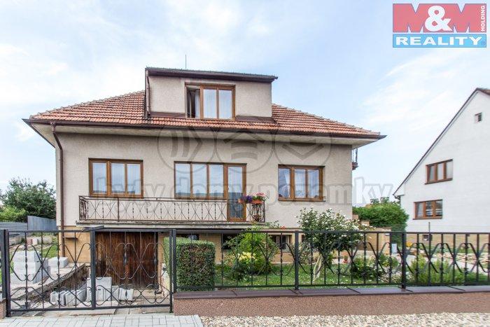 Prodej, rodinný dům, 4+1, 826 m2, Mělník - Chloumek