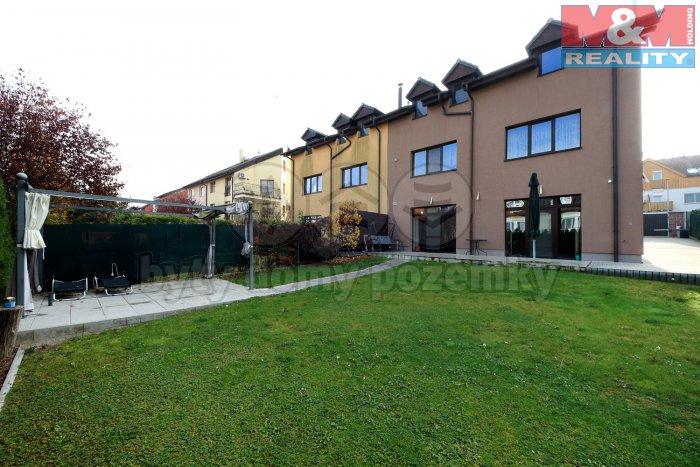 Prodej, rodinný dům 5+1, Praha 10 - Štěrboholy
