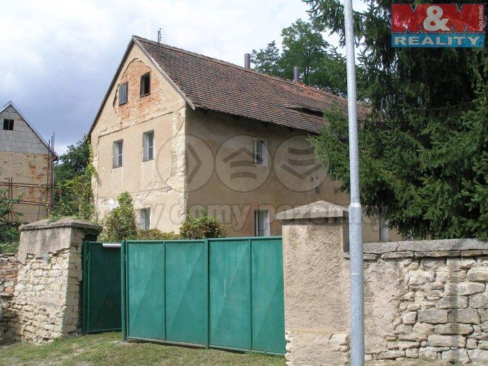 Prodej, rodinný dům 3+1, Radouň