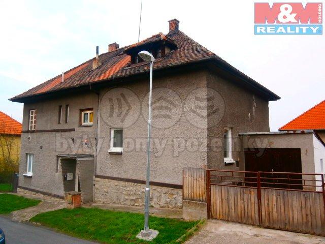 Prodej, byt 2+1, 44 m2, Louny