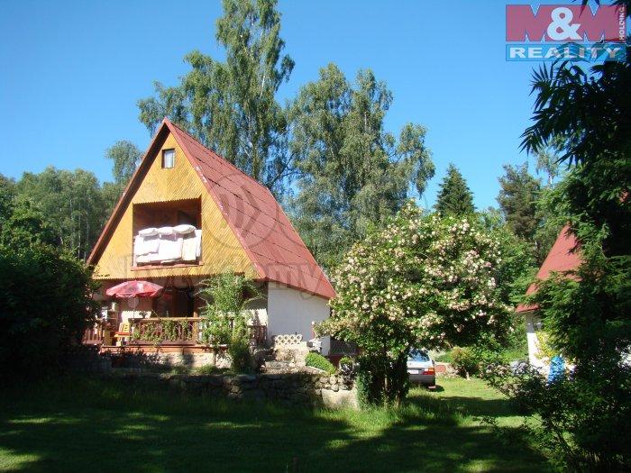 Prodej, chata 4+1, 53 m2, Černava