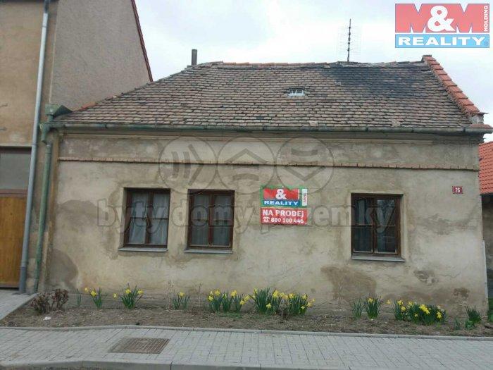 Prodej, rodinný dům, 144 m2, Děčany