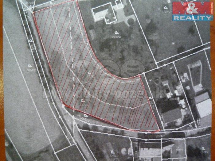 Prodej, zahrada, 4596 m2, Nové Dvory