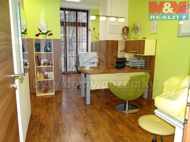 Prodej, nebytové prostory, 135 m2, Pardubice, ul. Hlaváčova