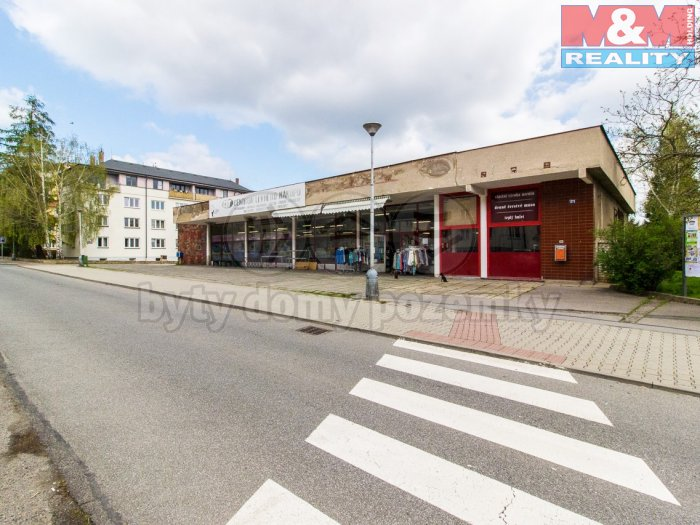Prodej, komerční prostory, 160 m2, Roztoky u Prahy