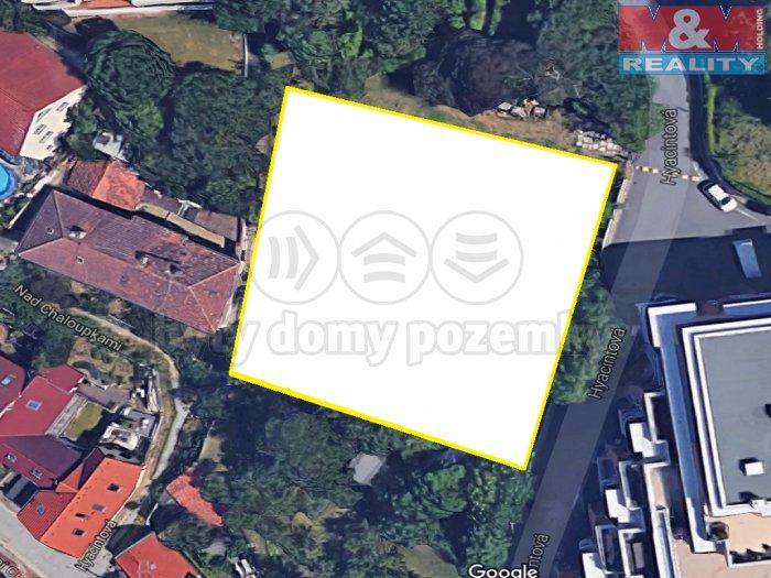 Prodej, stavební pozemek, 1810 m2, Praha 10 - Záběhlice