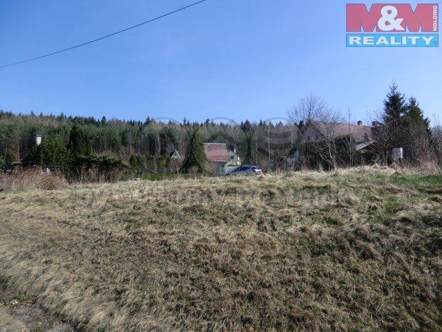 Prodej, pozemek, 648 m2, Liberec - Machnín