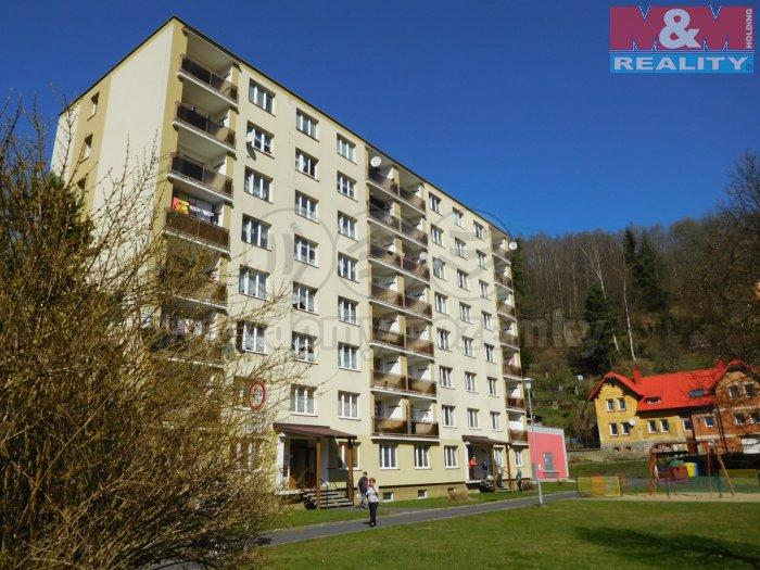 Prodej, byt 2+1, 60 m2, OV, Nejdek, ul. Rolavská