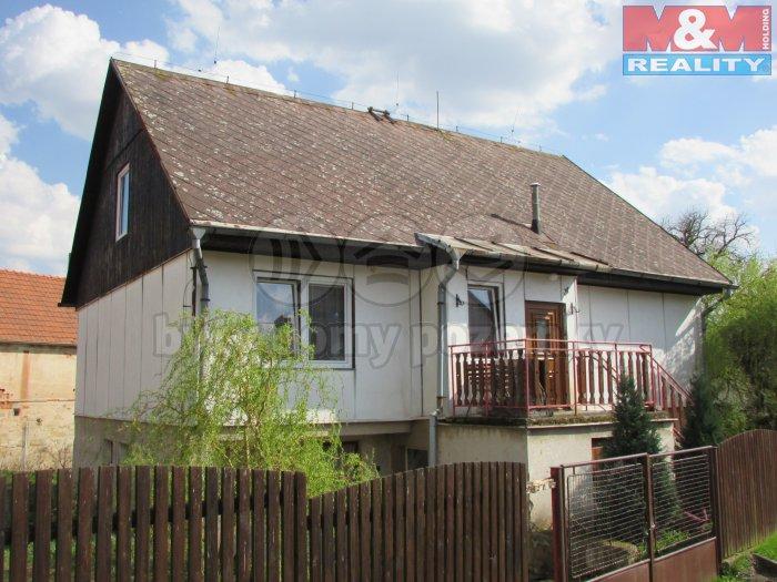 Prodej, rodinný dům 4+1, 260 m2, Nová ves
